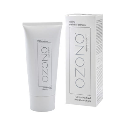 Slimming/Fluid retention body cream - Karcsúsító testápoló krém